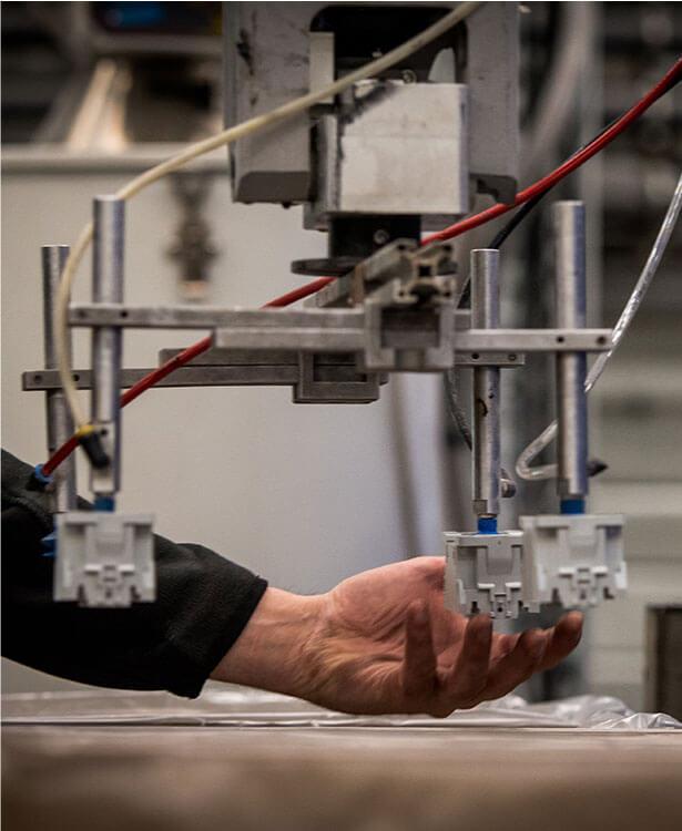 injection plastique en electrotechnique